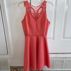 Dresses & Skirts - Coral Dress